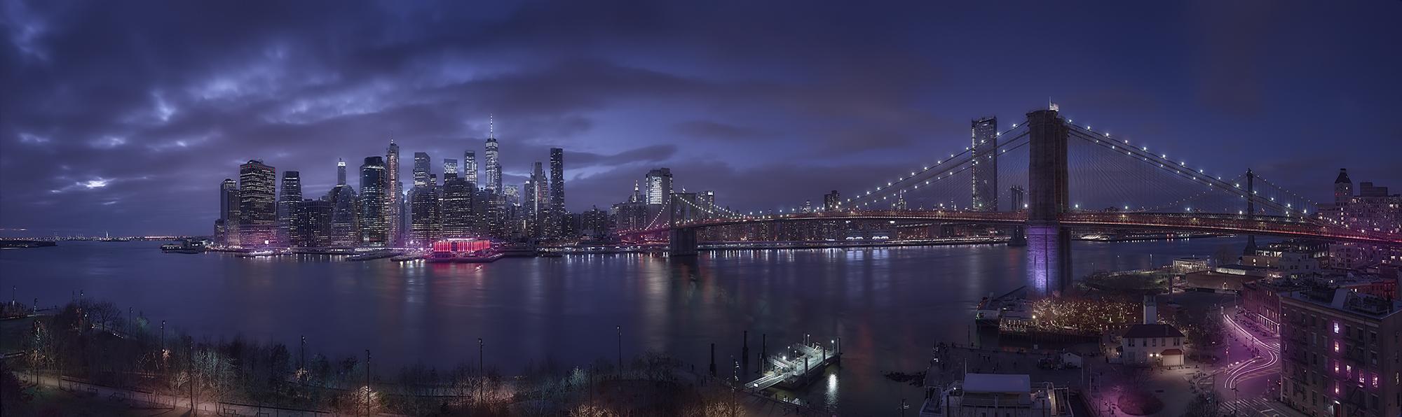 NYC Skyline Despues